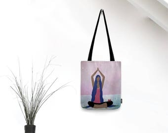 I am Yoga - Tote bag