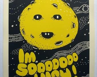 """Im Sooooooo High - 9x12"""""""