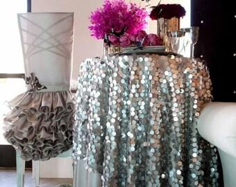 Glitter Tablecloth Etsy