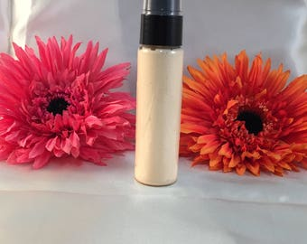 Natural Liquid Foundation in EXTRA EXTRA LIGHT with Hyaluronic Acid  Acne Safe Makeup  Vegan Organic Makeup Cruelty Free Cosmetics