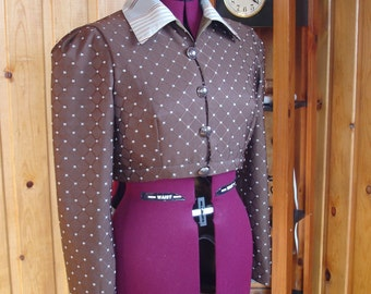 Regency style Spencer jacket---Size 12