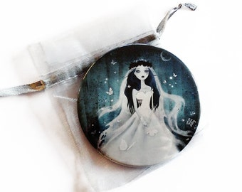 Corpse Bride - Pocket Mirror