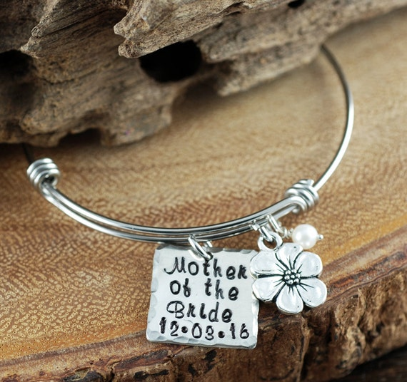 Mother of the Bride Bracelet, Gift for Mother of the Bride, Bridal Jewelry Gift, Mother of the Bride, Wedding Jewelry, Bridal bracelet