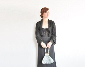 floor length formal black skirt . slim column skirt .extra small.xs .sale