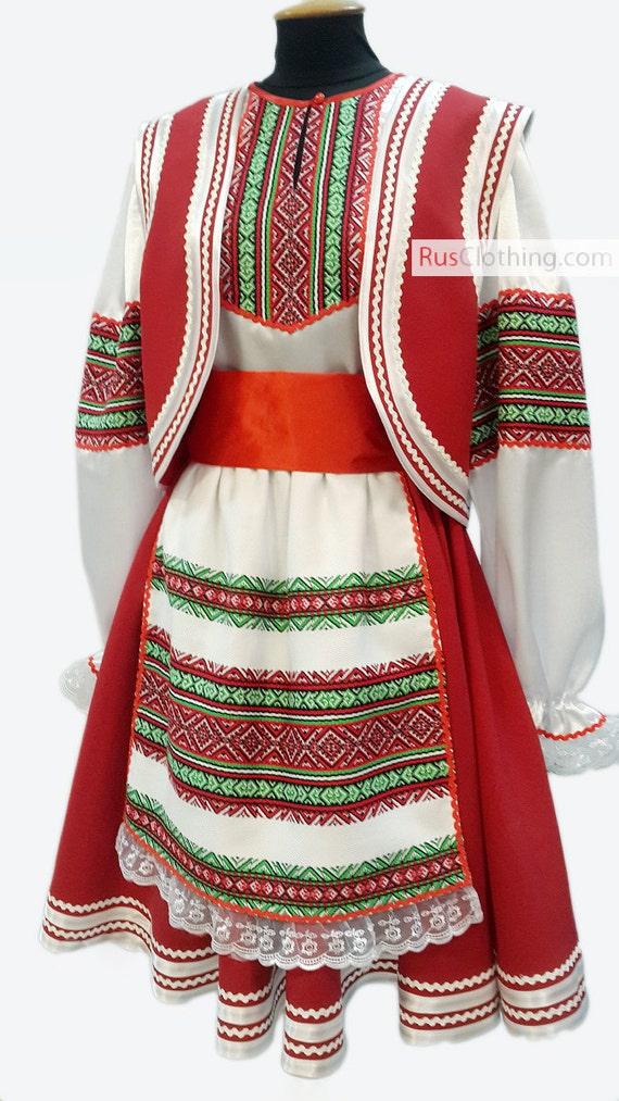 Belarus wedding dress