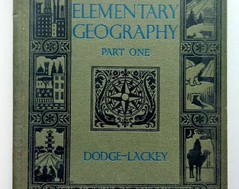 1927 Elementary Geography