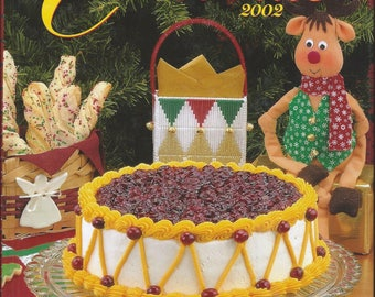 Country Woman Christmas 2002 - FOOD, CRAFTS and Much More