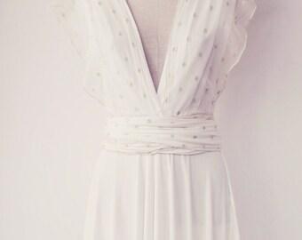 Bridal top, wedding shrug, lace top, wedding cover up, lace bridal top, lace shrug, V neck top, wedding bolero, wedding lace top bridal lace