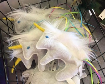 Unicorn Organic Catnip Kitty Toy