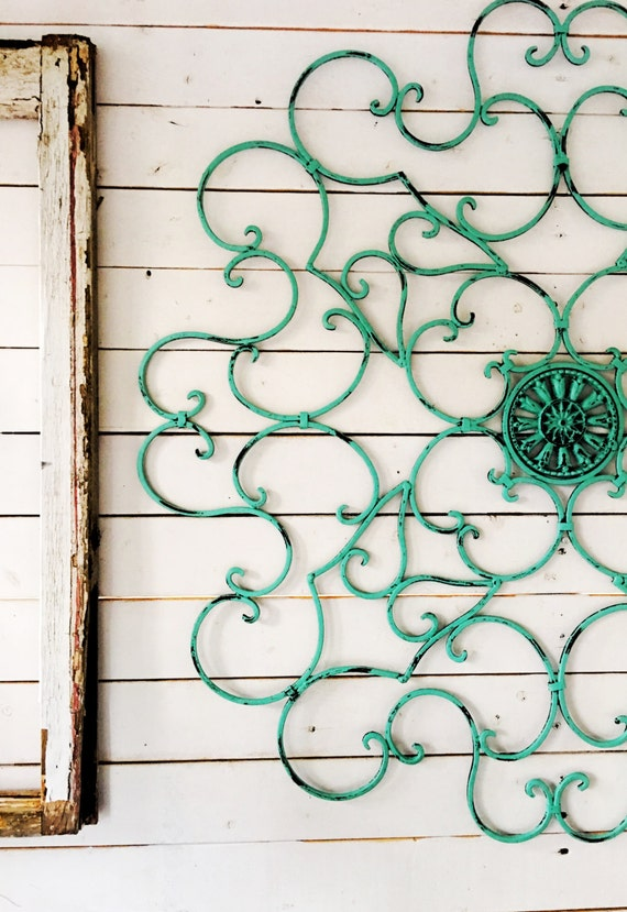 scroll metal wall art scroll wall decor iron art. Black Bedroom Furniture Sets. Home Design Ideas