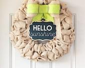 Front Door Wreath, Summer Wreath for Door, Year Round Wreath, Summer Wreath, Fall Wreath, Rustic Wreath Ideas for Farmhouse Summer Decor