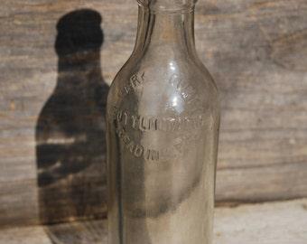 Vintage Berks County Bottleworks Bottle