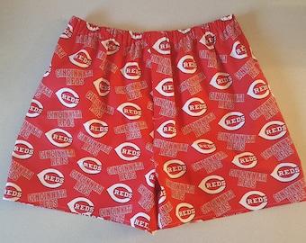 Men's Cincinnati Reds Boxer Shorts