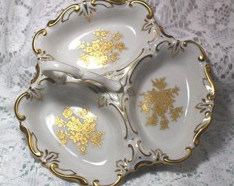 Von Kenneberg, Fine German Porcelain Condiment dish