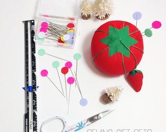 Notions Gift Set, Sewing Notions, Gift Set, Sewing, Sewing Supplies, Notions, Sewing Notions, Stocking Stuffer, Sewing Gift, Gift Exchange