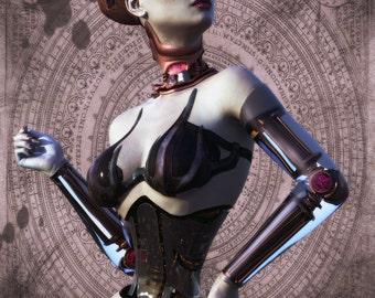 Cybernetic Explorer