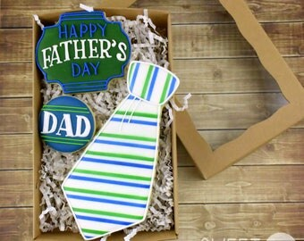 Father's Day Sugar Cookies Box Set