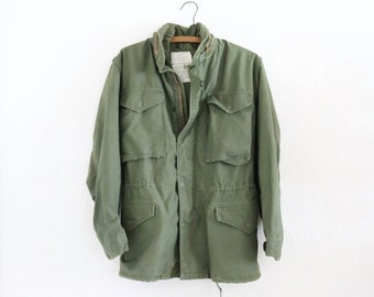 cold weather military field jacket