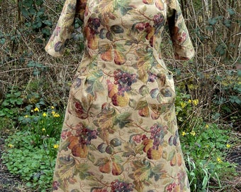 Fruit Picker's Dress with Pockets