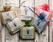 Oh Deer Soap Favors Baby Shower
