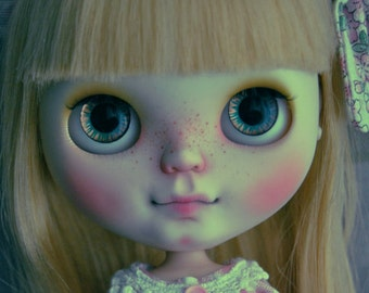 QUICK SALE Custom blythe doll