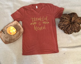 Thankful & Blessed-Free Shipping!!!