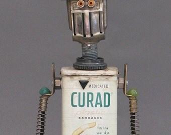 Robot Sculpture - Raydell