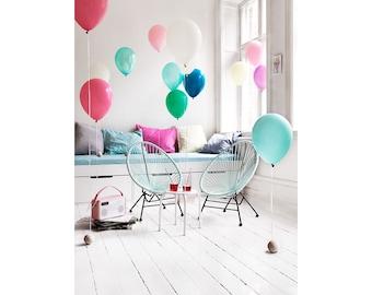 Regular Balloons, Standard Party Balloons, Kids Party, Event Decor, Party  Decor,