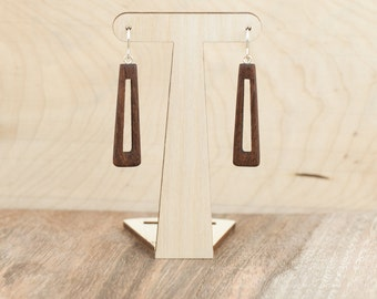 Wooden Earrings - Style A1