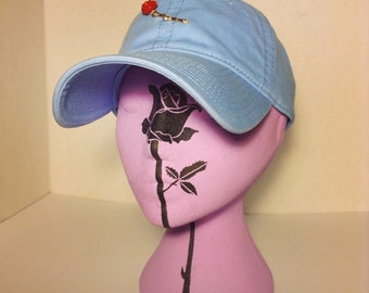 Rose Dadcap (Baby Blue) *Limited Edition