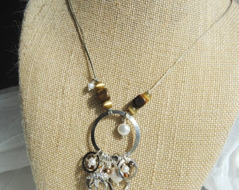 Charming Circles Necklace