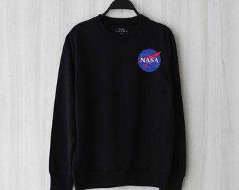 I need my space Nasa Sweatshirt Sweater Jumper Pullover Shirt – Size XS S M L XL