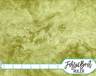 STONEHENGE GREEN Fabric by the Yard, Fat Quarter Light Green Texture Fabric Fabric Quilting Fabric 100% Cotton Fabric Apparel Fabric t2-2