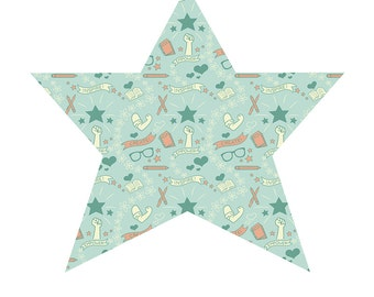 Empowering Star 8x10