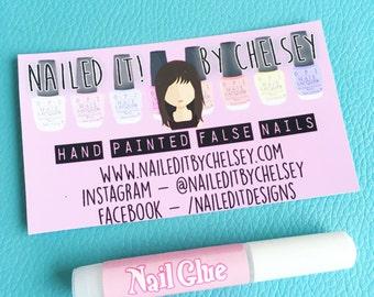 NAILED IT! Nail Glue