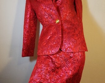 FREE  SHIPPING  Designer Couture Givenchy Woman Suit