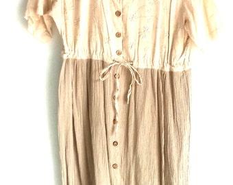 Vintage, Summer Dress