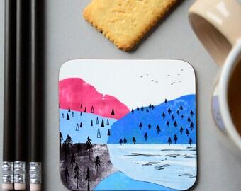 Mountains Coaster