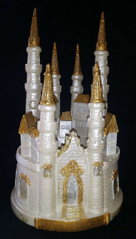 fairy castle wedding cake pictures princess castle tale cake topper princess cake topper 14092