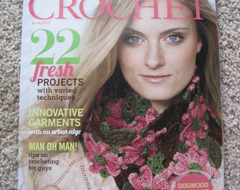 Interweave Crochet Magazine - Spring 2015 - New and Unused