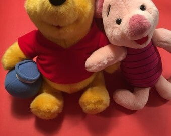 Winnie The Pooh and Piglet Lot