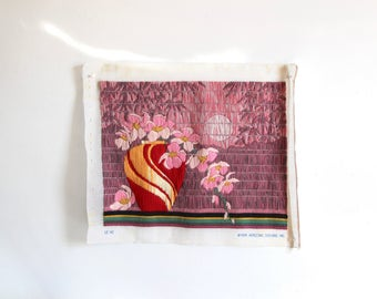 Orchid Embroidery