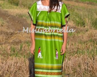 ETHNIC ECUADORIAN DRESS, southamerican dress.