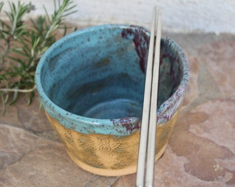 Soup Bowl handmade ceramic Noodle Bowl kitchen pottery rice bowls ramen serving dish dinnerware housewarming gifts for him or her