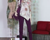 """Fashion Doll Outfit """"Washy Pastels"""" #3"""