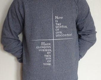 Richard III Sweatshirt