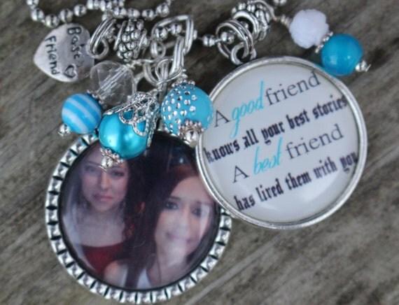 Best Wedding Gifts For Best Friend: Best Friend Key Chain Gift For New Bride Wedding Gift