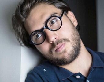 "Vintage Eyeglasses ""Wagner"""