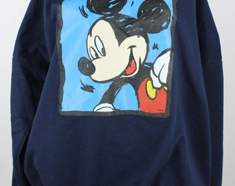 Mickey Mouse Dead Stock Vintage 90s Sweatshirt