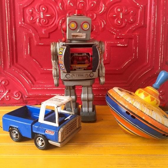 Bildergebnis für Spielzeugroboter 1960